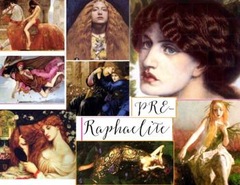 Pre-Raphaelite ~ Art History ~ FREE POSTER ~ Painting ~ Art
