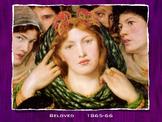 Dante Gabriel Rossetti Art History + MC Quiz + Flashcards