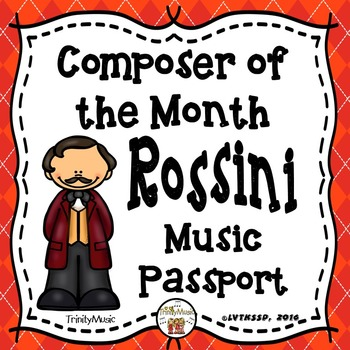 Rossini Passport (Composer of the Month)
