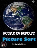 Rotate and Revolve Picture Sort (ISN Resource)