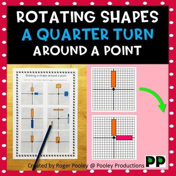 Rotating a shape around a point