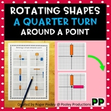 Rotating a shape around a point