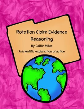 Rotation Claim Evidence Reasoning