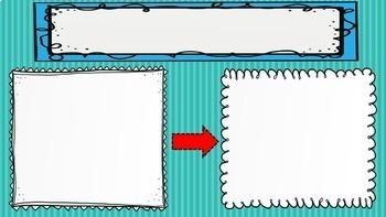 Classroom Routines-Rotation Menus for ELA, Math, Classroom Management *EDITABLE*