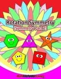 Rotation Symmetry (Symmetry Part 2) {Geometry Activity}
