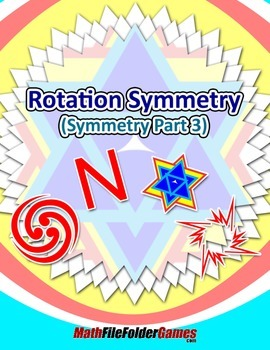 Rotation Symmetry (Symmetry Part 3) {Geometry Activity}