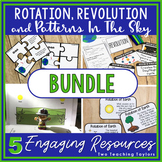 Rotation and Revolution Activities Bundle