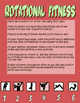 Physical Education Rotational Fitness