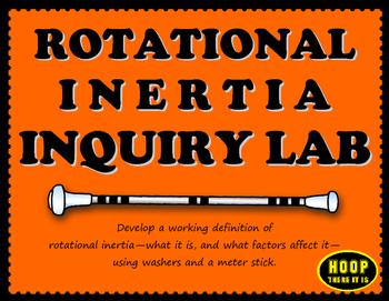 Rotational Inertia Inquiry Lab