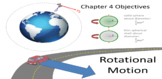Rotational Motion (Chapter 4)