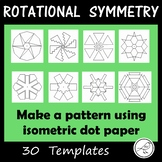 Rotational Symmetry – Art activity – Maths (Geometry)