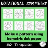 Rotational Symmetry – Art activity – Maths (Geometry)
