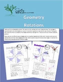 Rotations Doodle Notes
