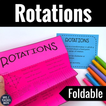 Rotations Foldable