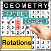 Rotations - Number Search Activity