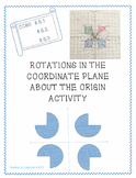 Rotations in the Coordinate Plane About the Origin