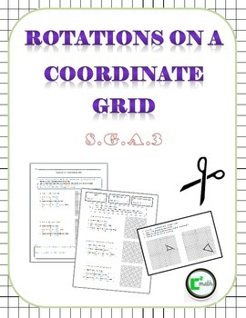 Rotations on a Coordinate Grid