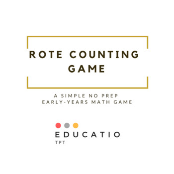 Rote Counting Game