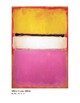 Rothko White Center 1950 Abstract Art