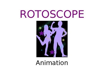 Rotoscope Animation
