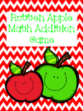 Rotten Apple Addition Game