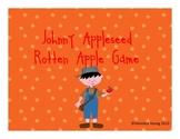 Rotten Apple Nonsense Word Game