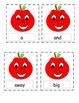 Rotten Apple Pre-Primer Sight Word Game