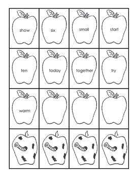 Rotten Apple-Third Grade