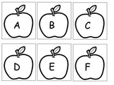 """Rotten Apples"" Alphabet Game"