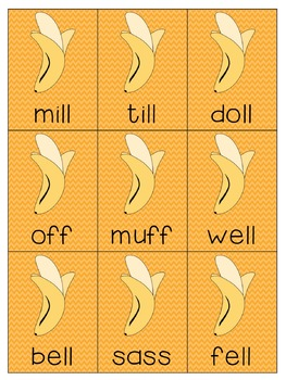 Rotten Bananas- A FLOSS game