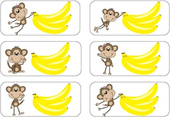 Dolch Primer Sight Word Game {Rotten Bananas!}