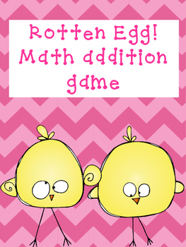 Rotten Egg Addition Game