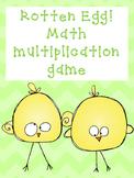 Rotten Egg Multiplication Game