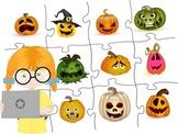 Rotten Pumpkins - 4 Puzzle Reveal Games!