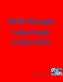 Rouge Unit 5 Interlude culturelle Worksheet