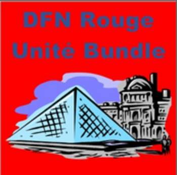 Rouge vocabulary units 1-10