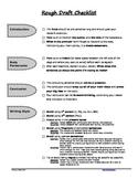 Rough Draft Checklist