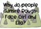 Rough Face Girl and Bigfoot Cinderrrrrella Bundle Wit and