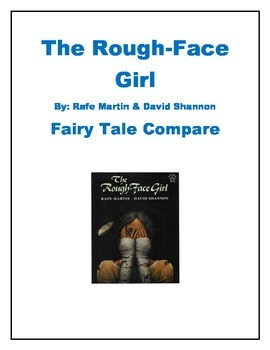 Rough-Faced Girl Picture Book Reading Unit.