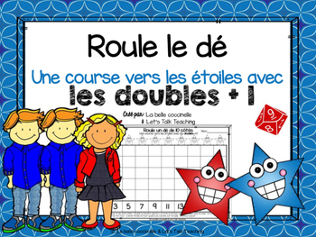 Roule le dé - doubles + 1  - A dice game version of Race To The Top