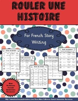 Rouler une histoire - Pratiquer l'écriture pour les 5 au quotidien
