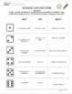 Rouler une histoire - SAMPLE creative writing activity for French Immersion