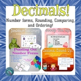 Round, Compare, and Order Decimal Numbers
