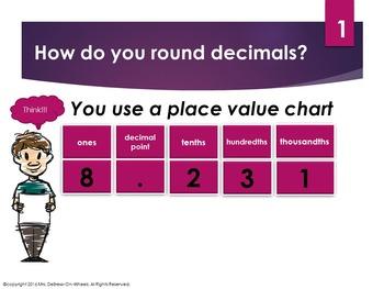Round Decimals