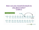 Round Decimals PowerPoint