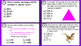 Round Decimals to Tenths and Hundredths Task Cards