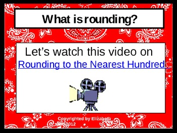 Round 'Em Up: A Rounding PowerPoint Presentation