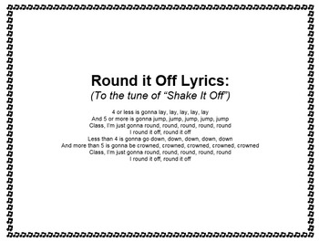 Round It Off (Shake It Off Parody)
