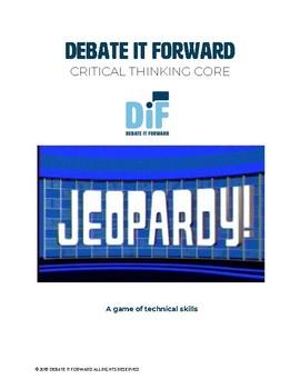 Round Jeopardy