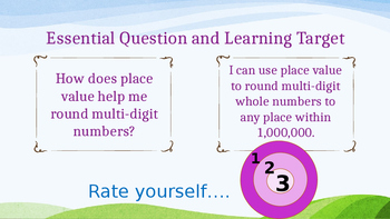 Round Multi-digit whole numbers